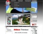 """<span class=""""userContent"""">Aidaux Travaux, votre courtier en travaux  exclusif en Savoie (et alentours). Nous vous présentons les entreprises  fiables pour réaliser tous vos travaux de rénovation.</span>"""